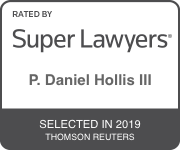 super lawyers badge p. daniel hollis III hollis laidlaw simon litigation land use & zoning guardianship trusts estates attorney westchester county mount kisco new york city law firm