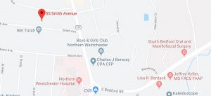 map 55 smith avenue mount kisco ny hollis laidlaw & simon westchester mount kisco new york law city firm litigation real estate trusts & estates employment law corporate law land use & zoning