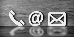 phone email and text icons hollis laidlaw & simon westchester mount kisco new york law city firm litigation real estate trusts & estates employment law corporate law land use & zoning