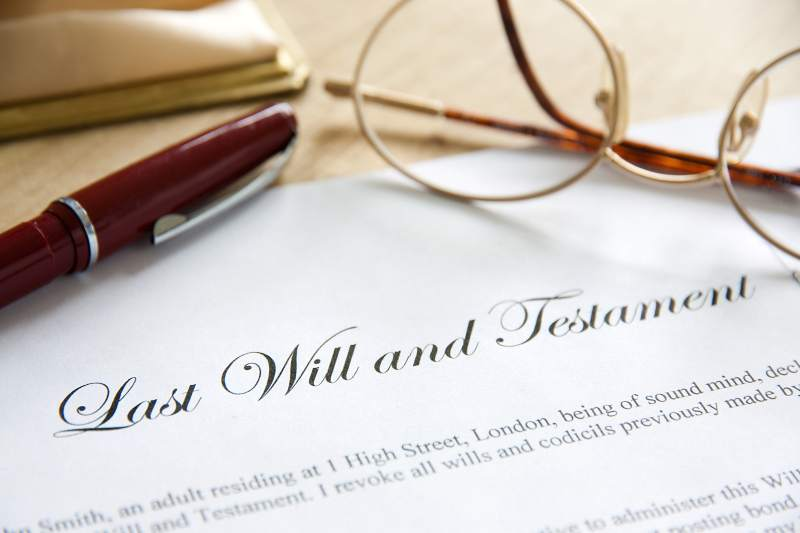 last will and testament hollis laidlaw & simon estate planning attorneys mount kisco westchester county new york